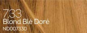 Coloration naturelle blond blé doré pour cheveux délicats