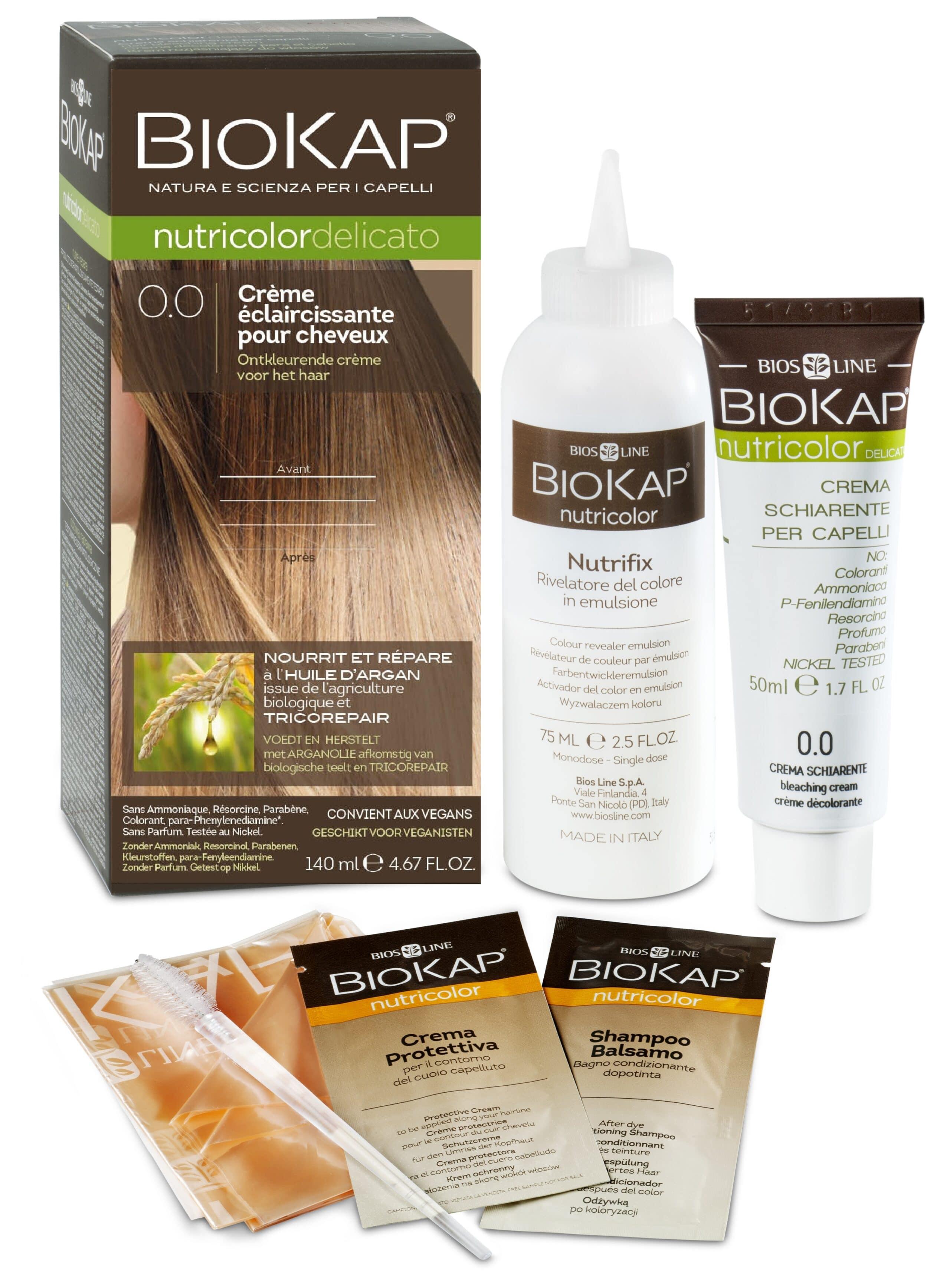 Crème éclaircissante pour éclaircir la couleur de vos cheveux naturellement sans les abimer