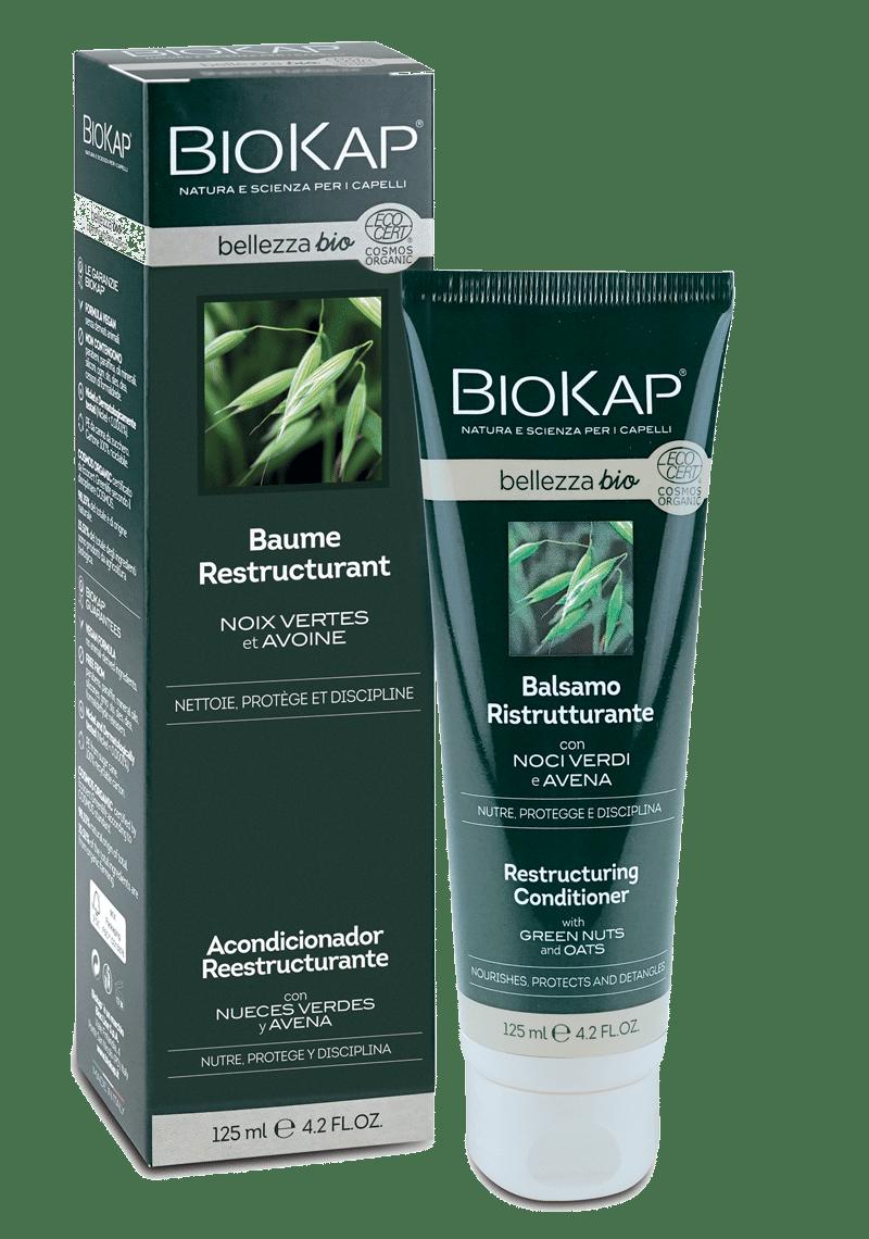 Ce baume naturel et bio est un masque crème réparateur pour cheveux