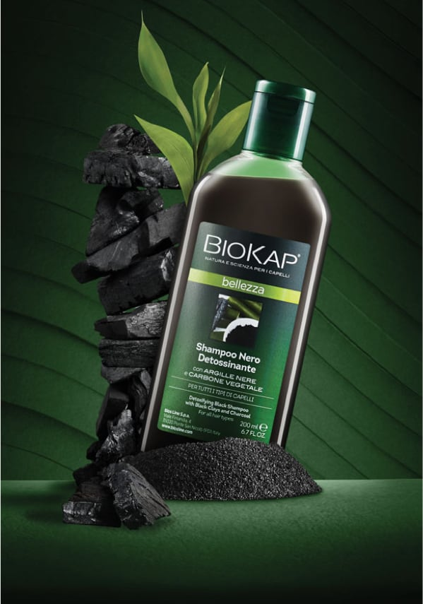Shampoings naturels à base d'ingrédients végétaux
