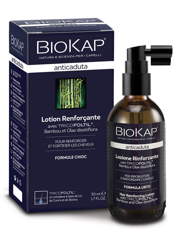 lotion antichute cheveux à base d'ingrédients naturels pour homme et femme