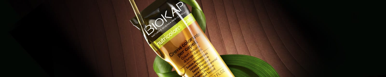 Crème éclaircissante pour cheveux naturelle à base d'ingrédients végétaux