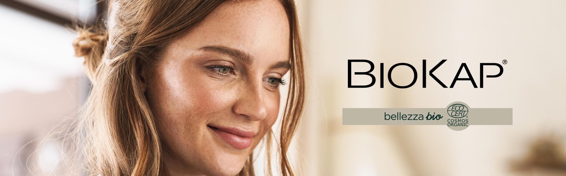 Shampooing naturel bio pour purifier les cheveux - Bellezza BioKap