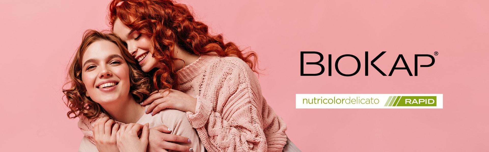 Coloration naturelle des cheveux rapide et express pour cheveux délicats