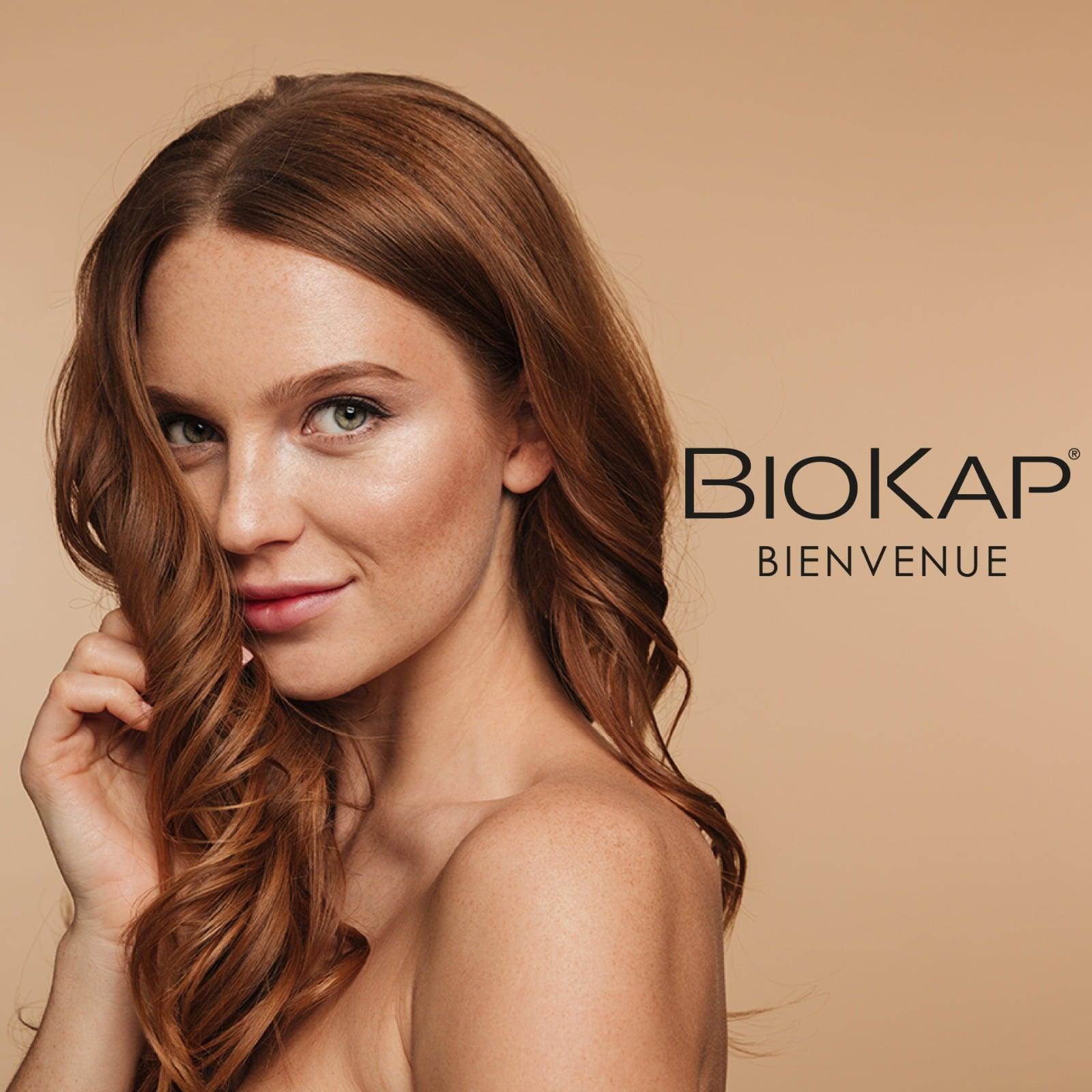 BioKap : coloration naturelle, produits antichute de cheveux naturels, shampoings naturels, shampoings bio, soins pour cheveux