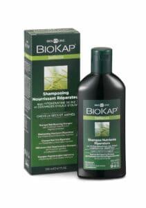 Shampoing naturel nourrissant et réparateur pour cheveux abimés