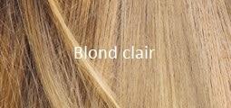 Spray retouche couleur blond clair pour couvrir les racines des cheveux blancs